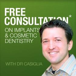 Free Consultation Apple Dental Offer
