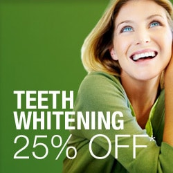 Teeth Whitening Lane Cove Offer